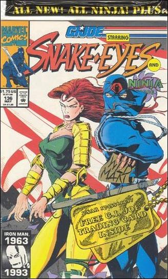 G.I. Joe: A Real American Hero 136-B by IDW