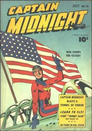 Captain Midnight (1942) 10-A