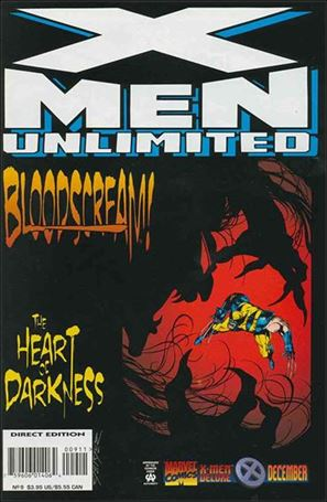 X-Men Unlimited (1993) 9-A