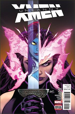 Uncanny X-Men (2016) 15-A