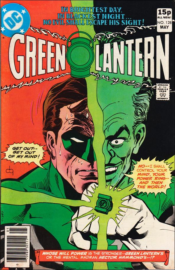 Green Lantern (1960) 128-B by DC