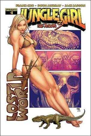 Jungle Girl Season 3 4-A