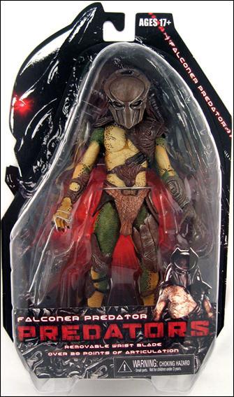 Predator Falconer Predator by NECA