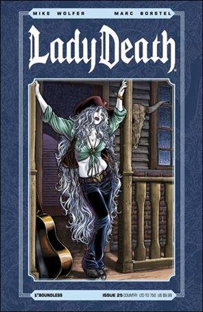 Lady Death (2010) 25-I