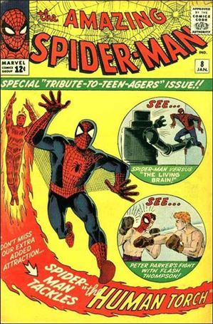 Amazing Spider-Man (1963) 8-A