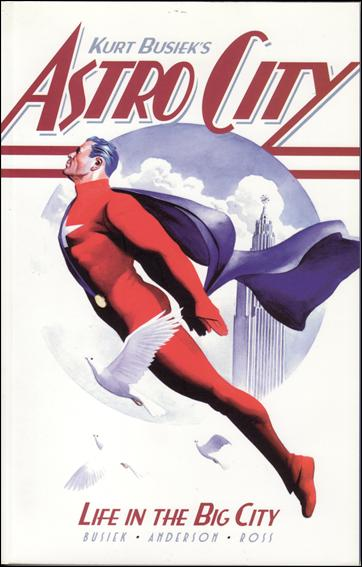 Kurt Busiek's Astro City: Life in the Big City 1-E by Homage Comics