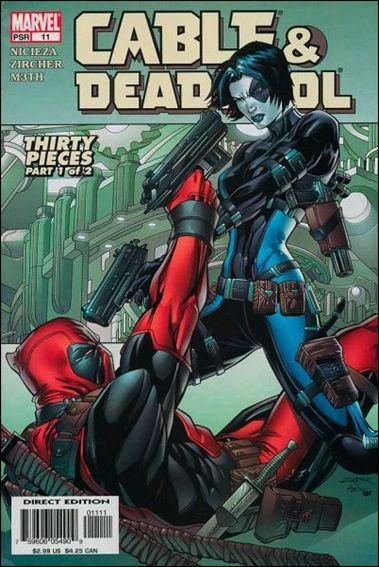 Cable & Deadpool 11-A by Marvel