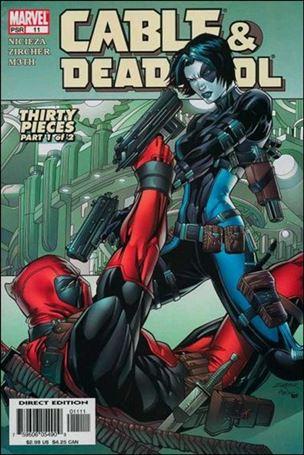 Cable & Deadpool 11-A