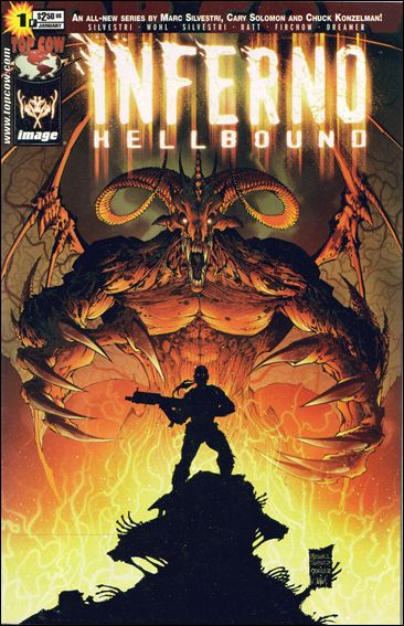 Inferno: Hellbound 1-F by Top Cow