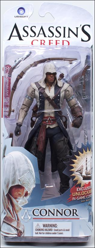 Assassin's Creed III (Series 1) Connor by McFarlane Toys