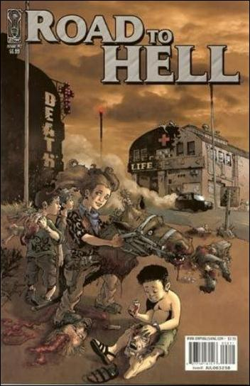 Road to Hell 2-A by IDW