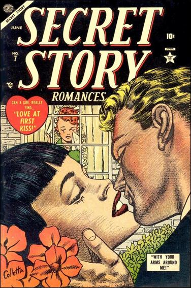 Secret Story Romances 7-A by Atlas