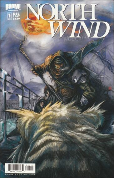 North Wind 1-A by Boom! Studios