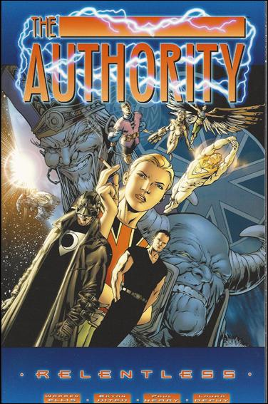 Authority 1-A by WildStorm