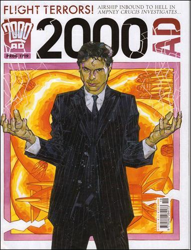 2000 A.D. (UK) 1719-A by Rebellion
