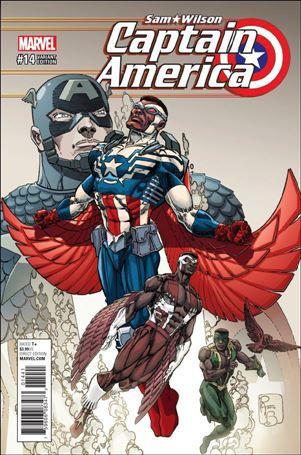 Captain America: Sam Wilson 14-D