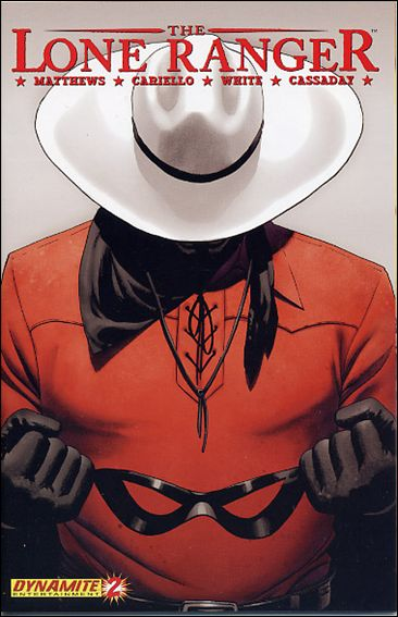 Lone Ranger (2006) 2-E by Dynamite Entertainment
