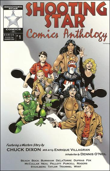 Shooting Star Comics Anthology 1-A by Shooting Star