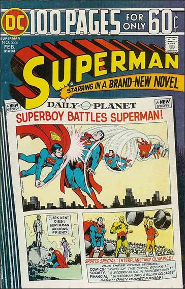 Superman (1939) 284-A by DC