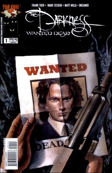Darkness: Wanted Dead 1-A by Image