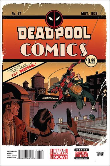 Deadpool (2013) 27-C by Marvel