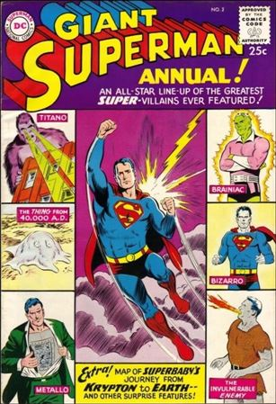 Superman Annual (1960) 2-A
