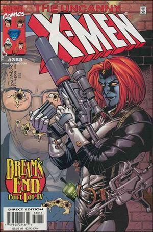 Uncanny X-Men (1981) 388-A