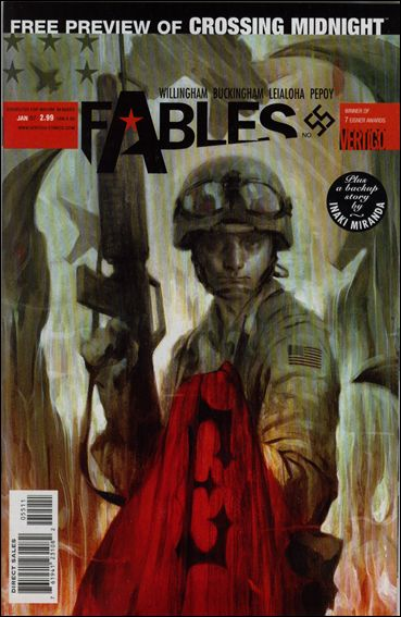Fables 55-A by Vertigo