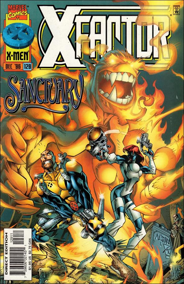 X-Factor (1986) 129-A by Marvel