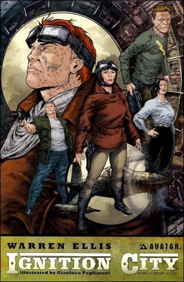 Warren Ellis' Ignition City 2-E by Avatar Press