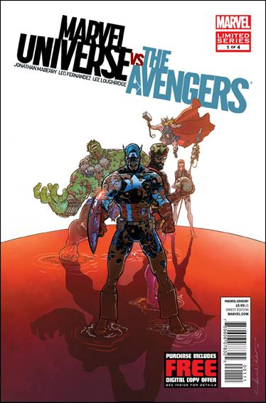 Marvel Universe vs The Avengers 1-A by Marvel