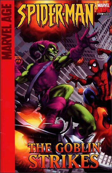 Target Marvel Age Spider-Man 4-A by Marvel