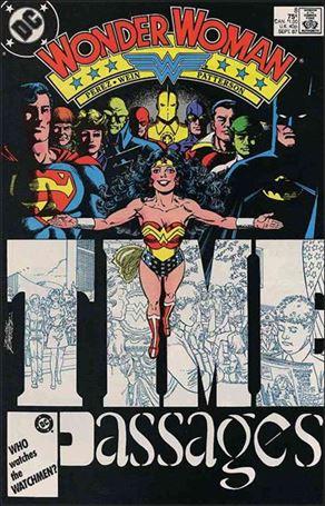 Wonder Woman (1987) 8-A