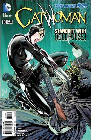 Catwoman (2011) 10-A by DC