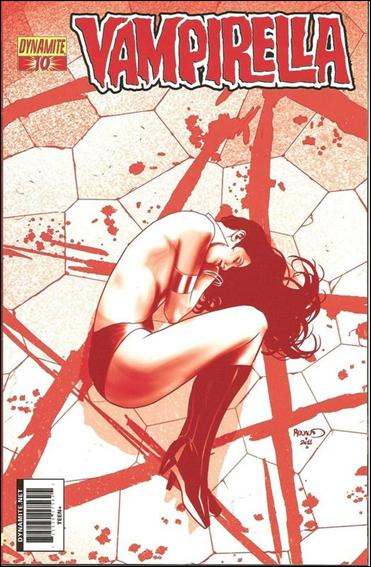 Vampirella (2010) 10-F by Dynamite Entertainment