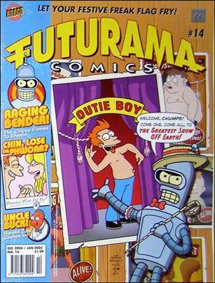 Futurama (UK) 14-A
