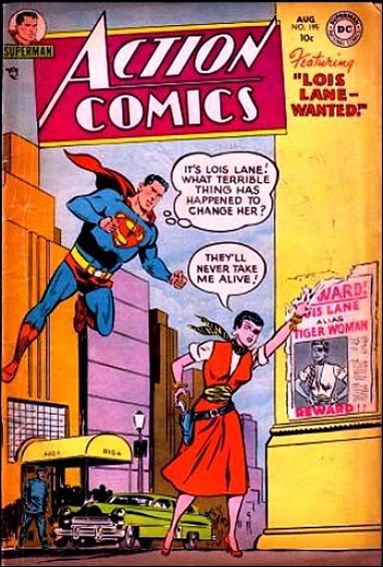 Action Comics (1938) 195-A by DC