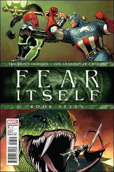 Fear Itself 7-A by Marvel