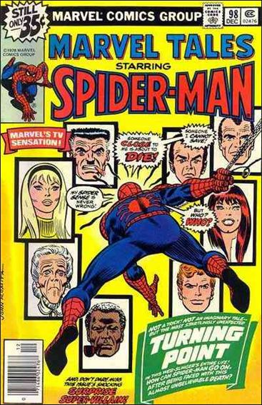 Marvel Tales (1966) 98-A by Marvel