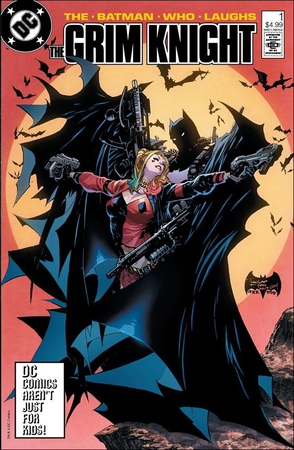 Batman Who Laughs: The Grim Knight 1-E by DC