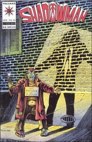 Shadowman (1992) 24-A