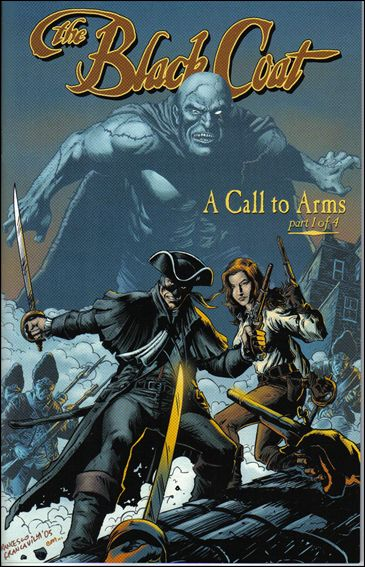 Black Coat: A Call to Arms 1-A by Ape Entertainment