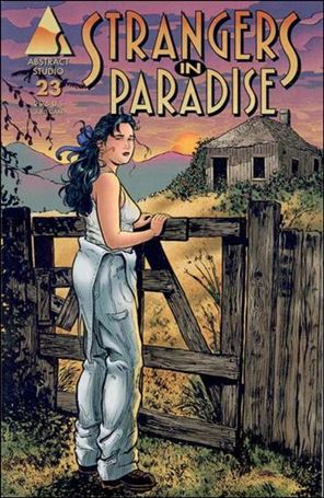 Terry Moore's Strangers in Paradise 23-A