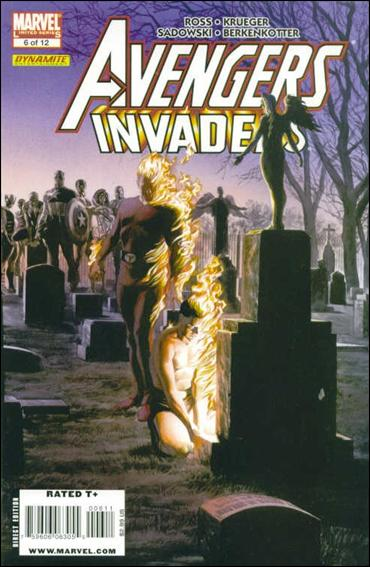 Avengers/Invaders 6-A by Marvel