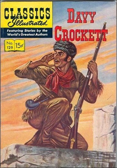 Classic Comics/Classics Illustrated 129-A by Gilberton