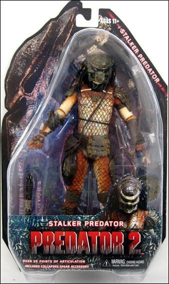 Predator Stalker Predator by NECA