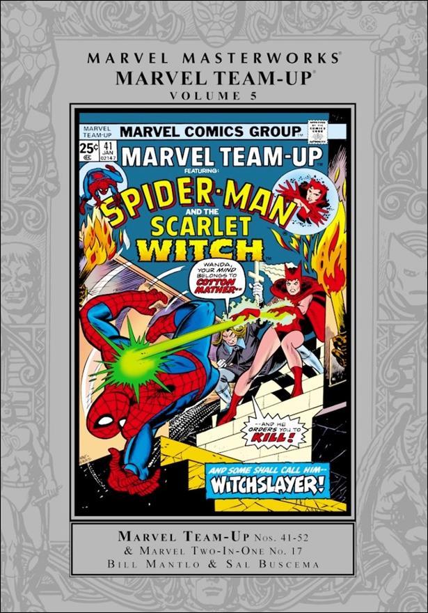 Marvel Masterworks: Marvel Team-Up 5-A by Marvel