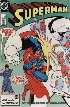 Superman (1987) 6-A