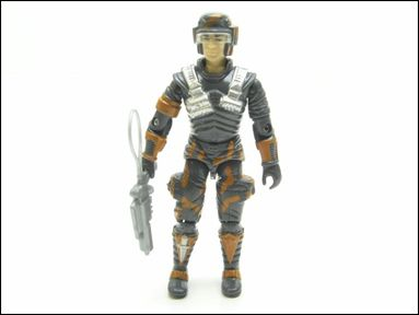 G.I. Joe: A Real American Hero (Battle Force 2000)  Blocker (Eliminator 4WD Driver) by Hasbro