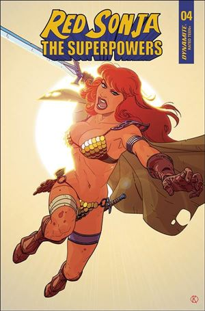 Red Sonja: The Superpowers 4-E